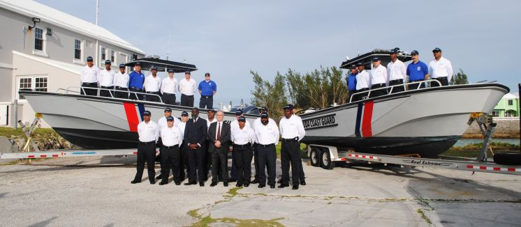 RBR Coast Guard Launches