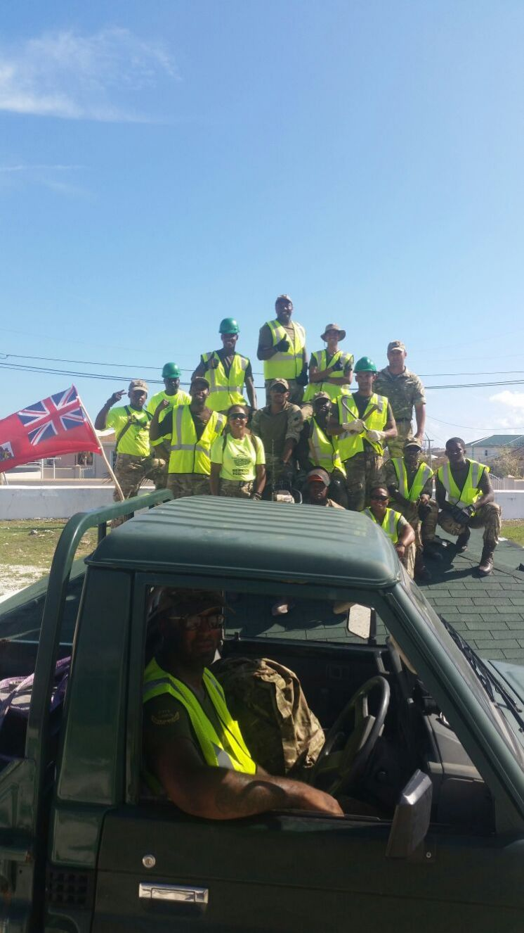 Mercy Mission RBR Troops Brace for Maria Hit