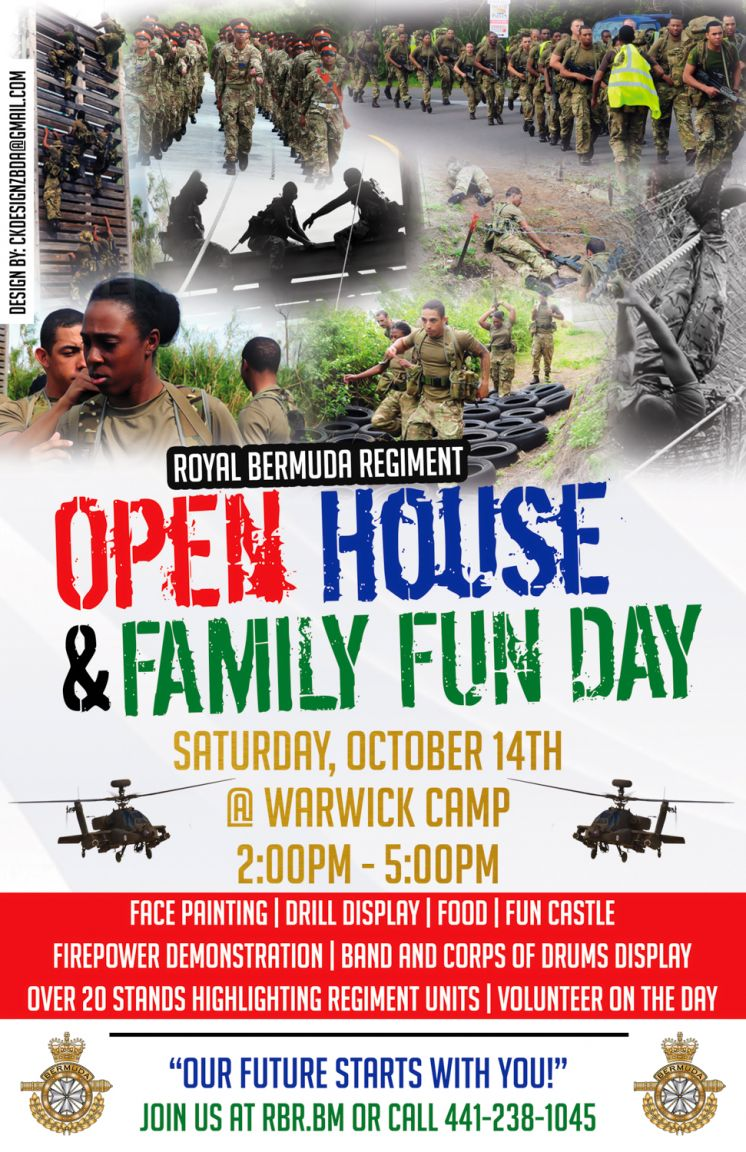 RBR Open Doors For Family Fun